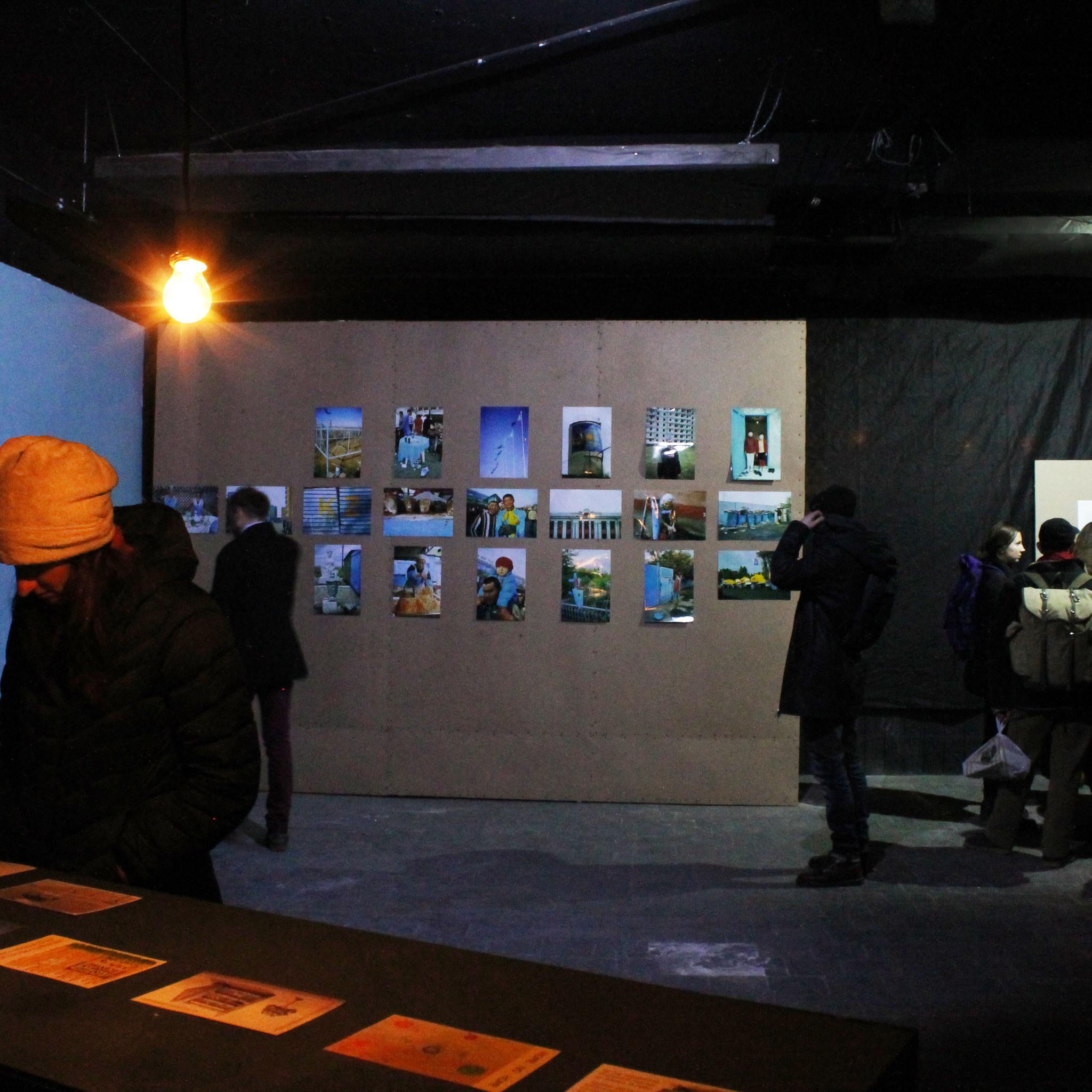 Выставка современного казахстанского искусства в Украине «Павильон ограниченной ответственности 2.0»