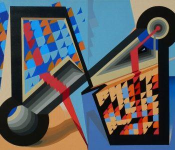 В Киеве можно посмотреть выставку известных современных художников «Triangle»