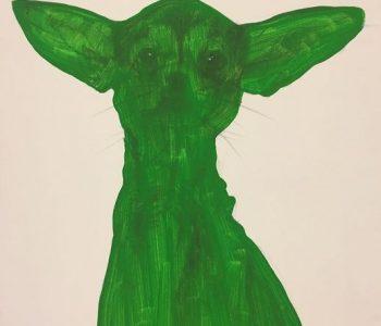 В Киеве открылась выставка Ирины Озаринской «Собаки в искусстве»