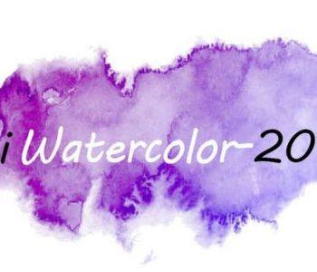 Открыт прием работ на I Международный фестиваль «MiniWatercolor 2018»