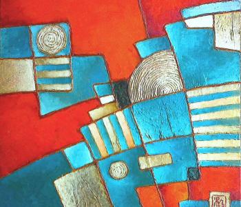 «Механика бытия». Персональная выставка Василия Жирова