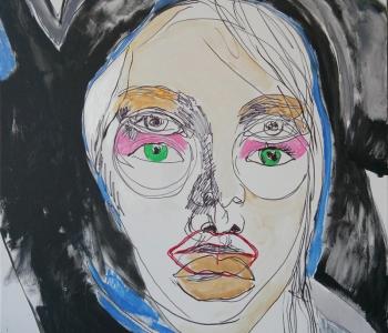Артем Андрейчук. Persons. Glazed Madonnas