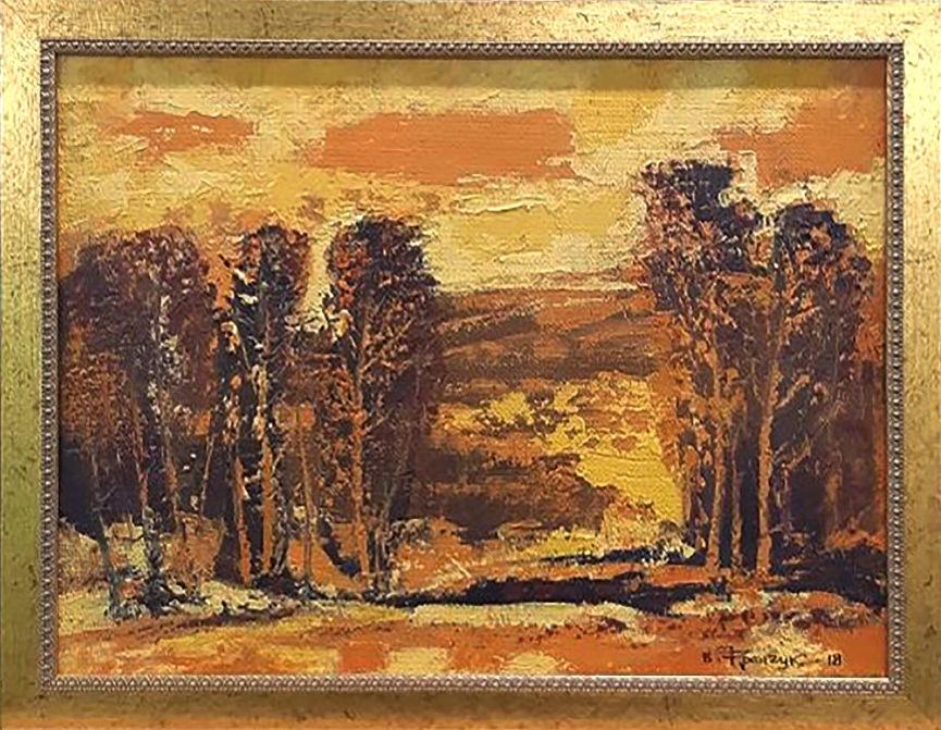 Выставка «Пейзаж, 2011-2019» Народного художника Украины Валерия Франчука