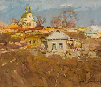 Музейна збірка. Федір Захаров. До 100-річчя від дня народження